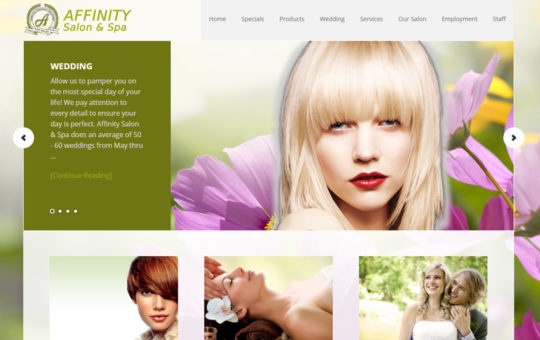 Affinity Salon and Spa