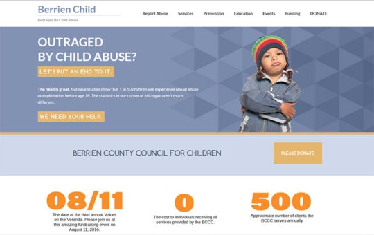 Berrien County Council for Children