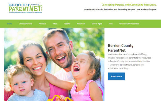 Berrien County Parent Net