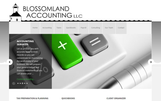 Blossomland Accounting