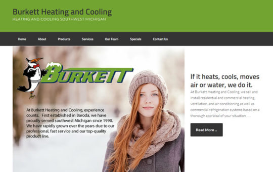 Burkett Heating & Cooling