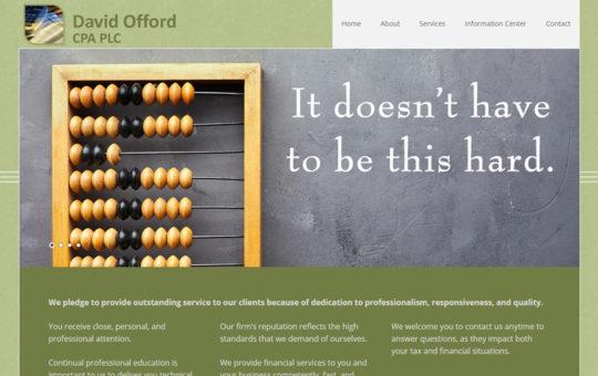 David Offord CPA PLC