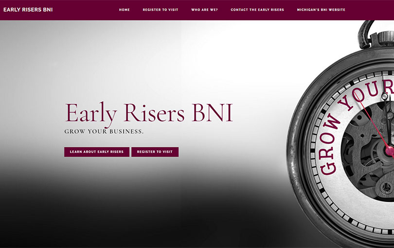 Early Risers BNI by Net Designs