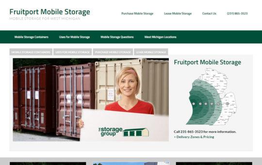 Fruitport Mobile Storage