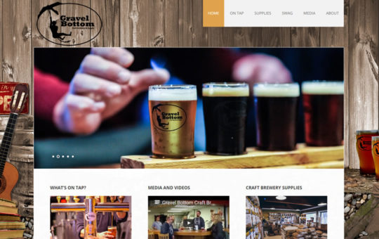 Gravel Bottom Craft Brewery & Supply