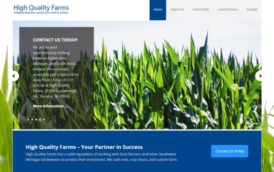 High Quality Farms