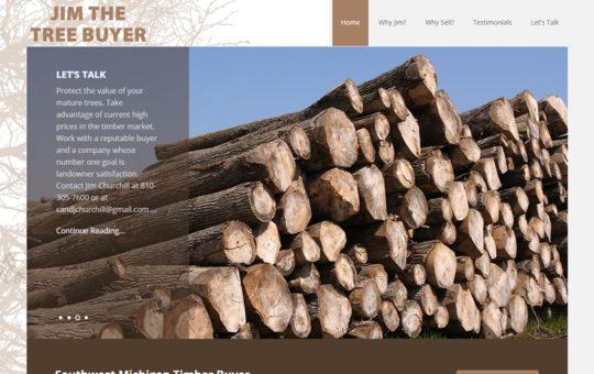 Jim The Tree Buyer