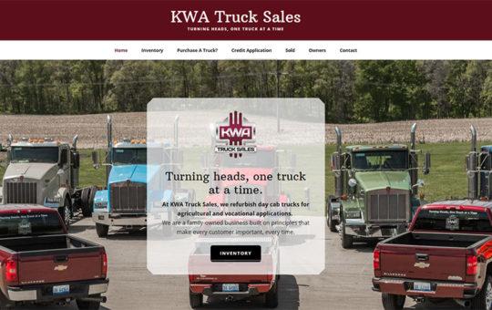 KWA Truck Sales