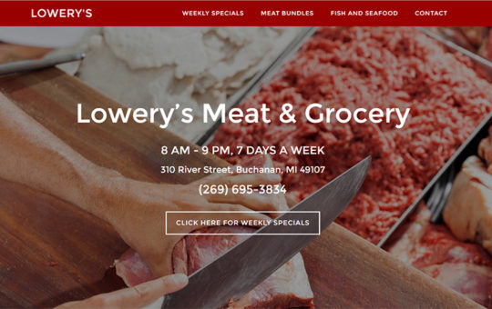 Lowery's Meat & Grocery