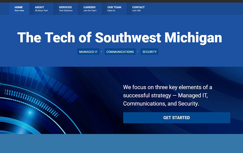 The Tech of Southwest Michigan, Stevensville, MI