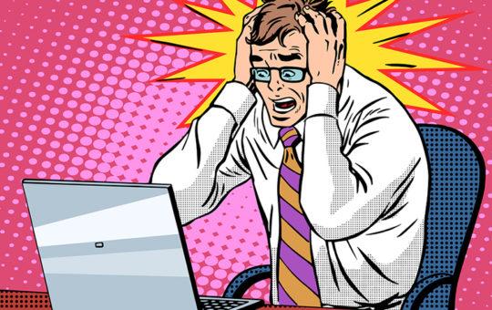 5 Signs Your Website Needs Work