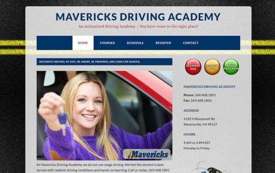 Maverick's Driving Academy