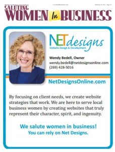 Saluting Women In Business