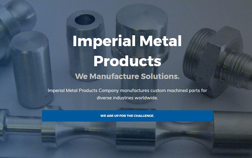 Imperial Metal Products, Grand Rapids, MI