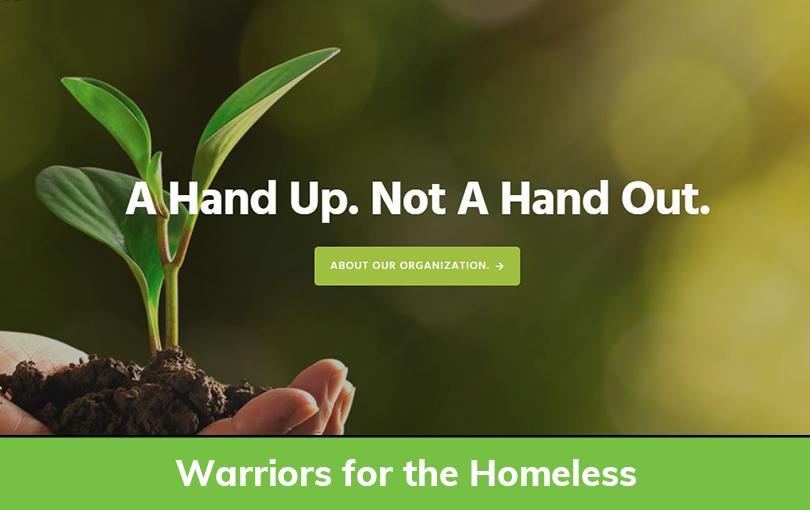 Warriors for the Homeless, Benton Harbor, MI