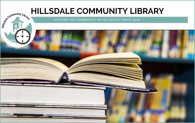 Hillsdale Community Library, Hillsdale, Michigan