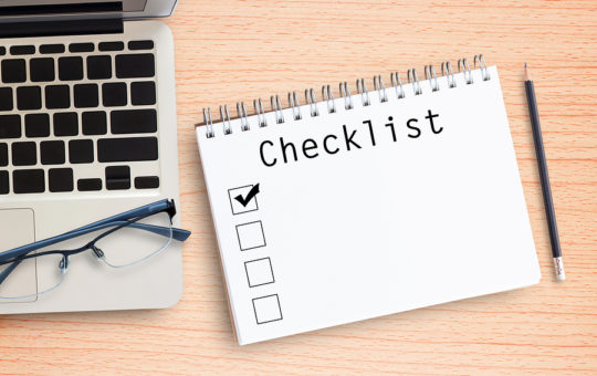 Website Content Checklist for Small Businesses