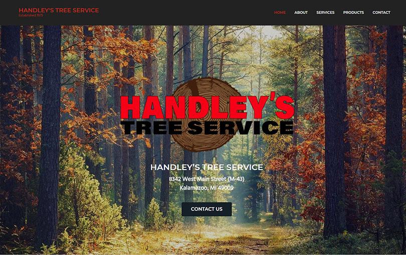 Handleys Tree Service, Kalamazoo, Michigan