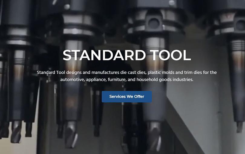 Standard Tool and Die, Stevensville, Michigan