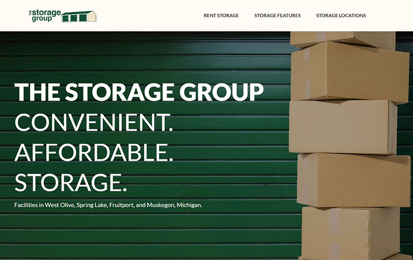 The Storage Group, Fruitport, Michigan