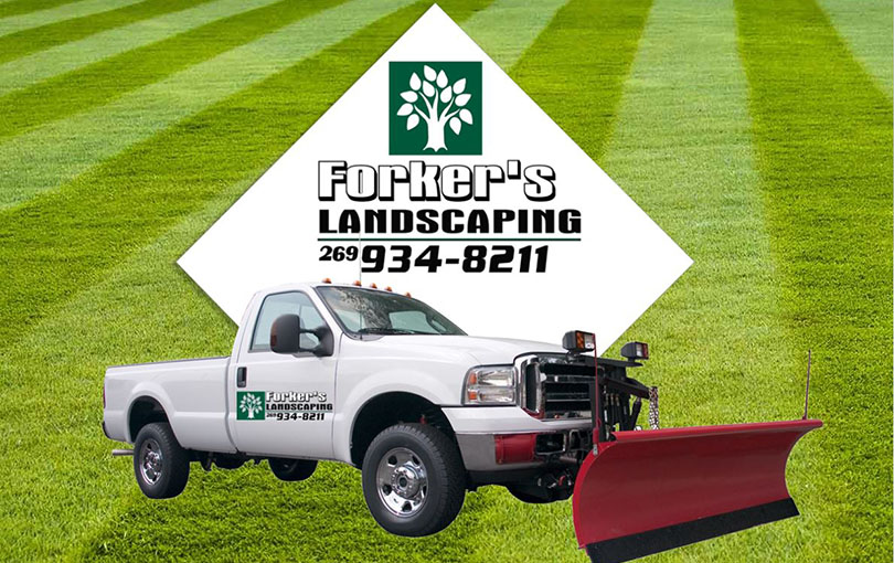 Forkers Landscaping is located in Benton Harbor, MI