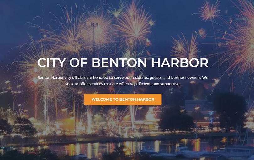 The City of Benton Harbor is located in Southwest Michigan