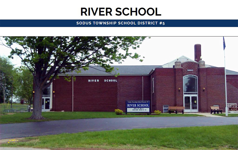 River School Sodus is located in Sodus, Michigan