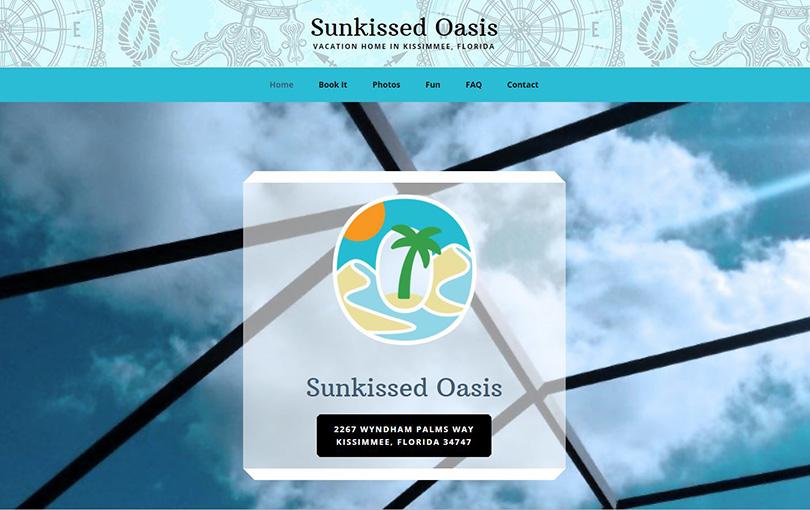 Sunkissed Oasis, Kissimmee FL