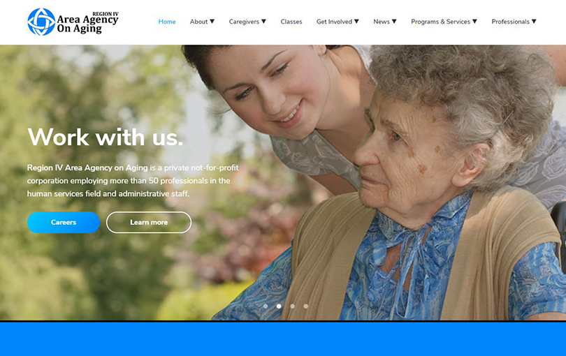 Area Agency on Aging in St. Joseph, Michigan