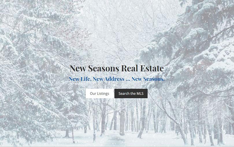 New Seasons Real Estate in St. Joseph, Michigan