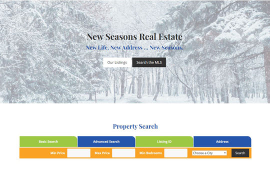 New Seasons Real Estate