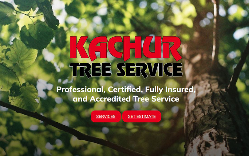 Kachur Tree Service in Niles, Michigan