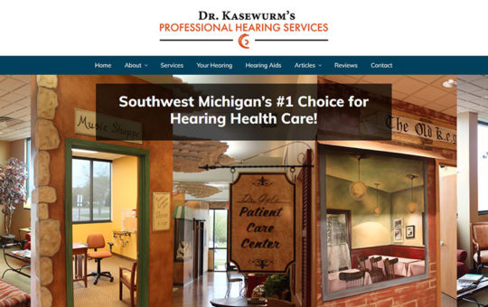 Dr. Kasewurm's Professional Hearing Services