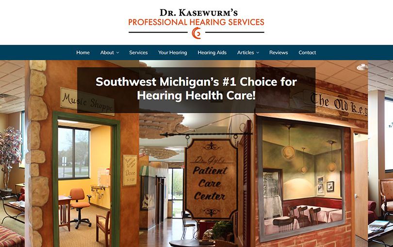Dr Kasewurm's Professional Hearing Services in St Joseph, Michigan
