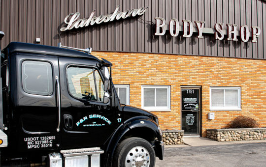 Lakeshore Body Shop