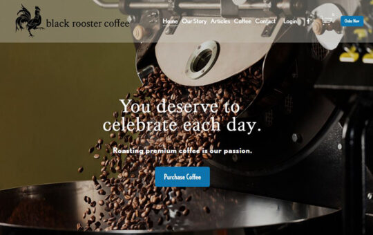 Black Rooster Coffee