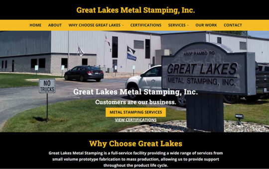 Great Lakes Metal Stamping