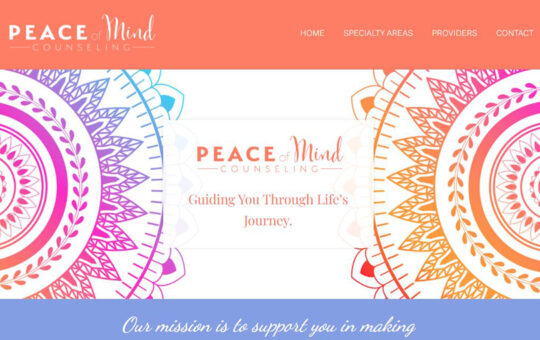 Peace of Mind Counseling