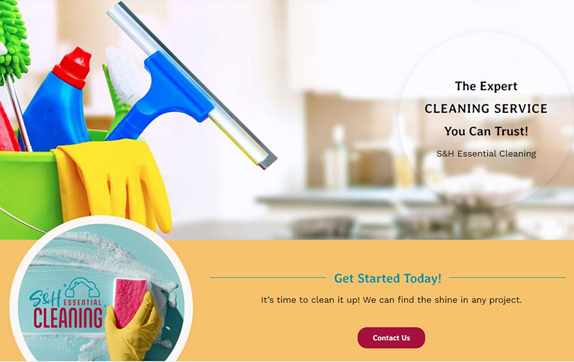 S&H Essential Cleaning is located in Stevensville, MI